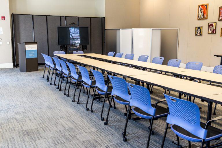 Incubator board room style