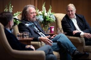 Cold Mountain Collaboration Event – Charles Frazier, T Bone Burnett, Mark Katz