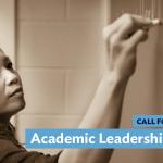Academic Leadership Program Call