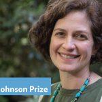 Elizabeth Olson, George Johnson Prize