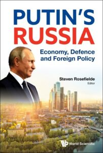 Cover of Putin's Russia by Steven Rosefielde