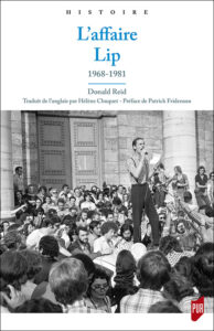 Cover of L'affaire Lip by Donal Reid