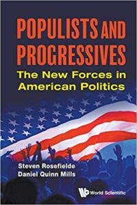 Cover of Populists and Progressives by Steven Rosefielde