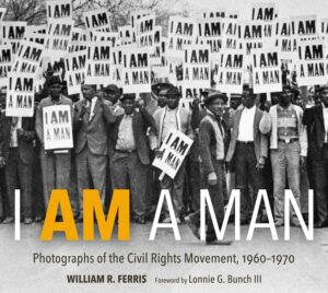 Cover of I AM A MAN by William Ferris