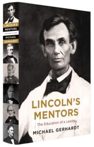 cover of Lincoln's Mentors by Michael Gerhardt
