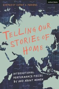 Telling Our Stories of Home cover. Edited by Kathy A. Perkins.